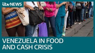 The human cost of Venezuela's crisis | ITV News