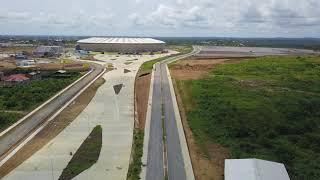 Les Routes du Stade de Japoma 2019/07/21