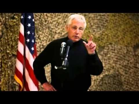 US Secretary of Defence Chuck Hagel visits Pakistan