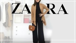 Zara February Haul and Try On 2019 | Fashion for Women Over 40