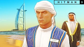 UN ASSASSIN À DUBAI (Hitman 3)