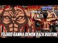 Yujiro Hanma Ogre Back Training | BAKI Tough Like The Toonz: EP 37