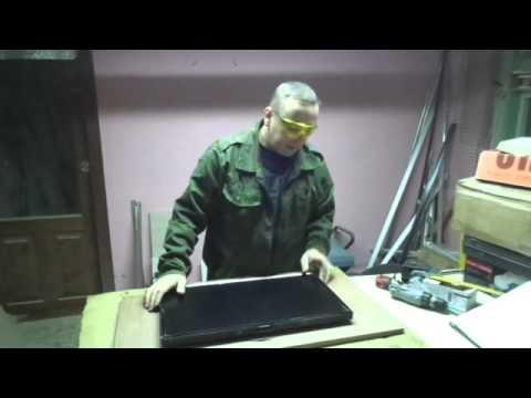 Как врезать телевизор в кухонный фасад