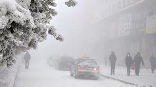 Big winter chill hits many parts of China