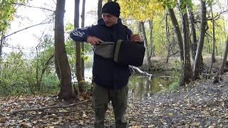 Сумка для рыбалки. обзор сумки Рапала.rapala. сумка спиннингиста