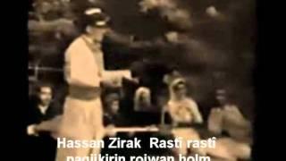 Hassan Zirak Rastî rastî Namam Bo Çawî Masty.wmv