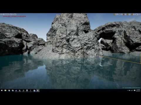 Unreal Engine 4 12 water (SSR vs Planar reflections) - YouTube