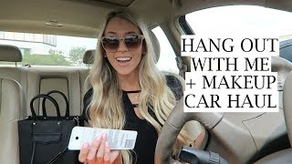 Makeup Shopping, Car Haul, Getting Ready For Vacation!   Vlog   Erica Lee