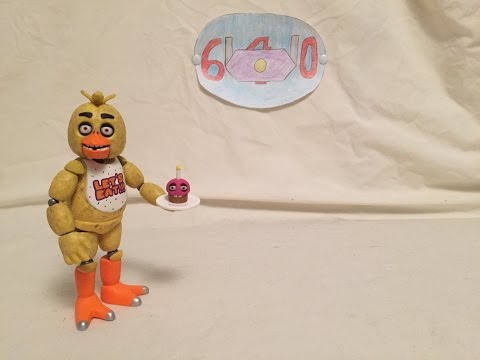 Funko Five Nights at Freddy's - CHICA Review
