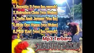 LAGU JARANAN SAMBOYO PUTRO TERBARU MP3