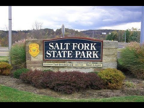 SALT FORK STATE PARK AND CAMPGROUND, AND TORNADOES