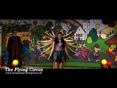 Adam & Eva - The Flying Circus Stipshausen | 2020
