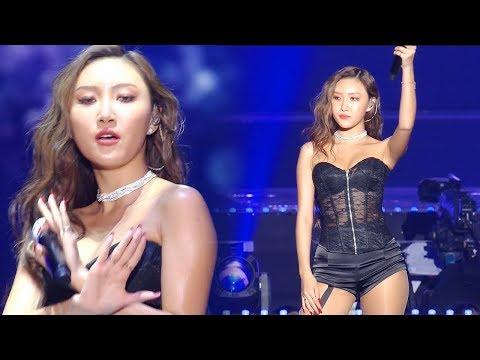 뭘 해도 다 되는 마마무 '별이 빛나는 밤' @2018 SBS 가요대전