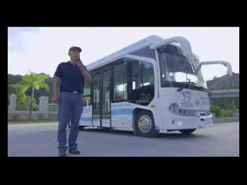 China Bus System of the Future Autonomous Bus on Public Road