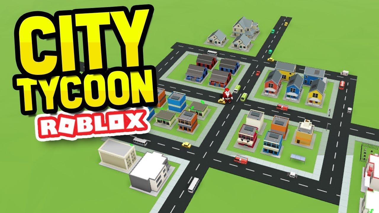 Roblox City Tycoon Youtube