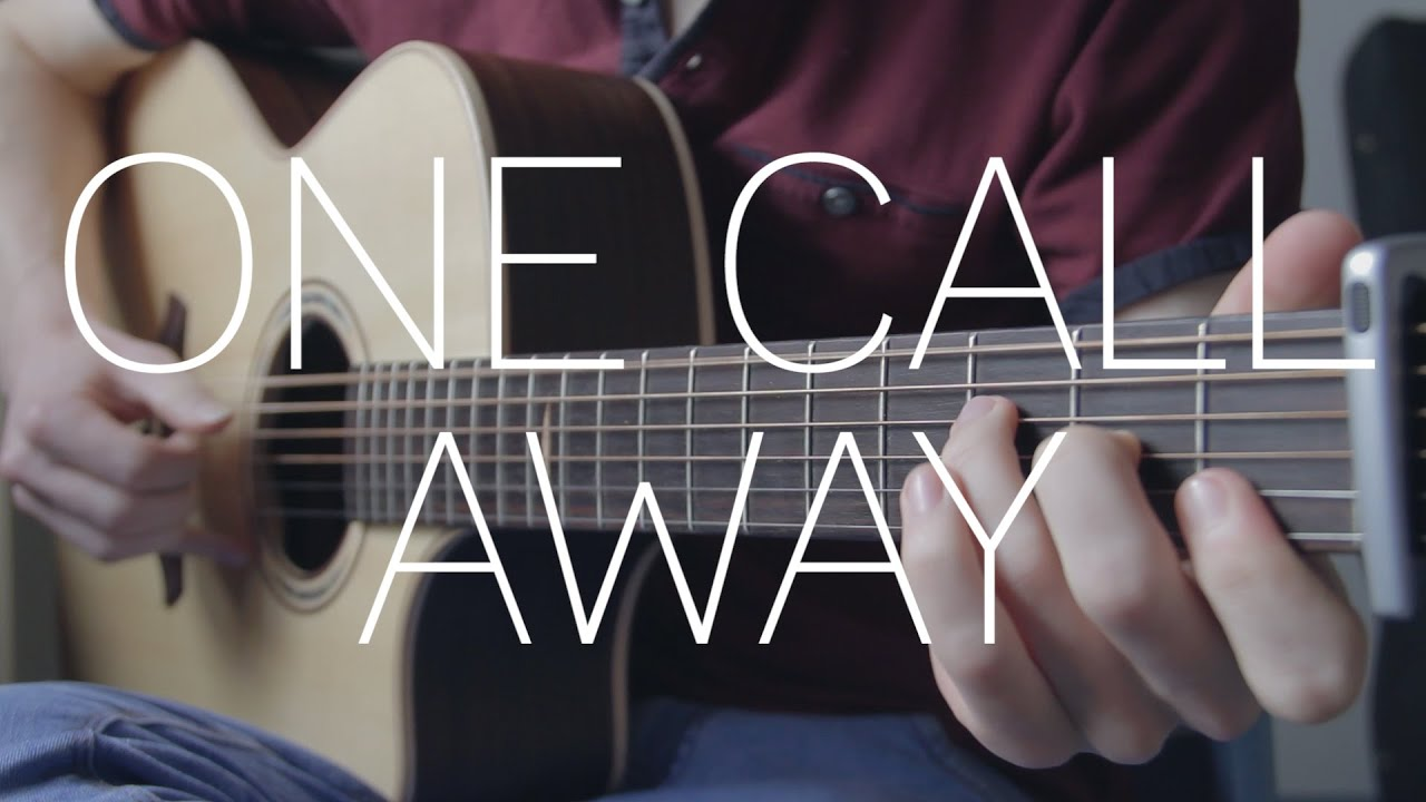 Charlie Puth One Call Away Fingerstyle Guitar Cover By James