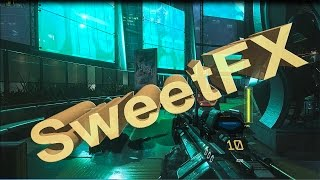 SweetFX enabled in - Call of Duty Advanced Warfare - gameplay PC 60 fps [ Improved graphics mod ]