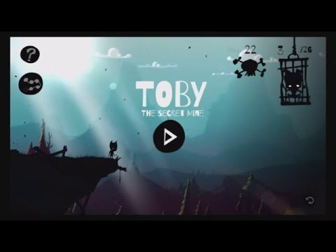 Toby and the Secret Mine: iOS iPhone 6S Gameplay