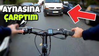 Aynaya Çarptım | Rr 340 | Bisiklet Simülasyonu | Decathlon | Bisiklet Vlog #58