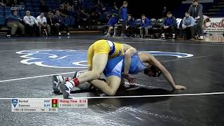 Hofstra vs Buffalo - 2019 college wrestling dual