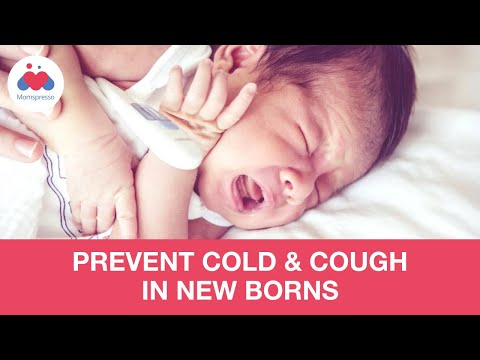 Tips On How To Prevent And Cure Cough And Cold In Newborns    Dr. Sanjay Wazir