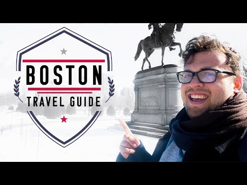 Boston Travel Guide: The $2 Bus Ticket Vacation