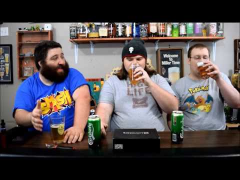 Carlsberg Beer Review