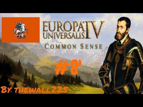 Europa Universalis IV Moscovia Gameplay HD ITA #8 - Un Po
