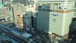 A view of Ginza from yurakucho itocia | 有楽町イトシアからの銀座