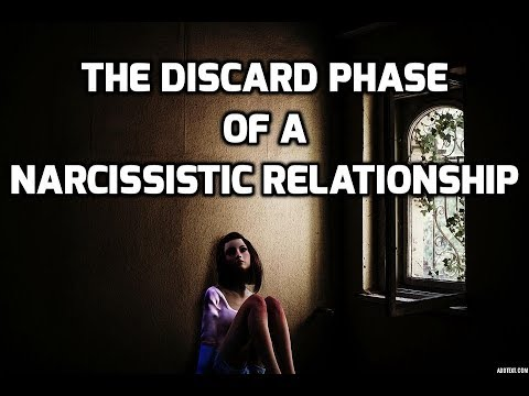The Discard Phase Of A Narcissistic Relationship