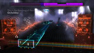 Rocksmith 2014 Custom | Holiday - Green Day (Lead Guitar)