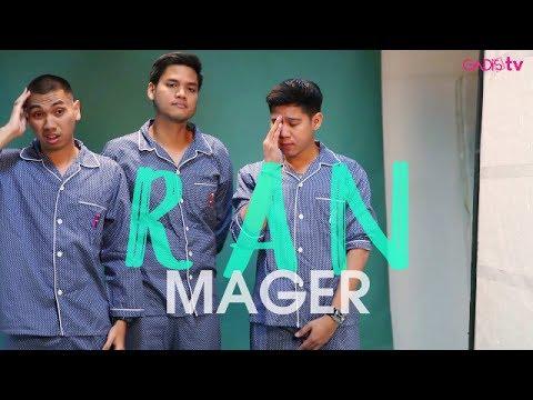 RAN - Mager (Live at GADISmagz)