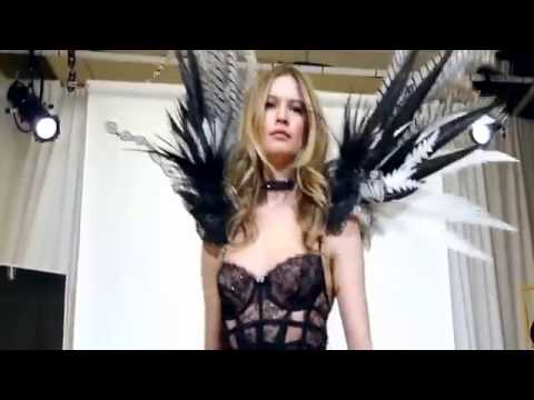 Behind the 2014 - 2015 Victorias Secret Fashion Show Trends Angel Ball