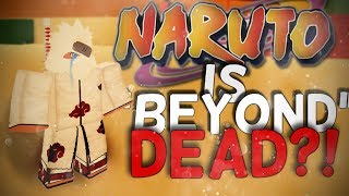 Roblox Naruto beyond NxB - Naruto beyond update killed the game? (update 95) (NxB)