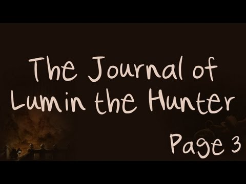 The Journal of Lumin the Hunter - Page 3 - Survival (World of WarCraft)