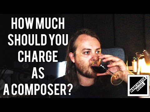 How much should YOU charge as a composer?