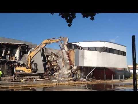 Cooper City High School  demolished