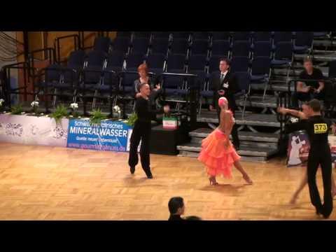 Eglitis, Rihards - Straleckaite, Egle - Samba