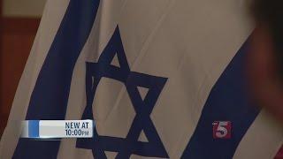 Nashville Jewish Community Rallies For Israel