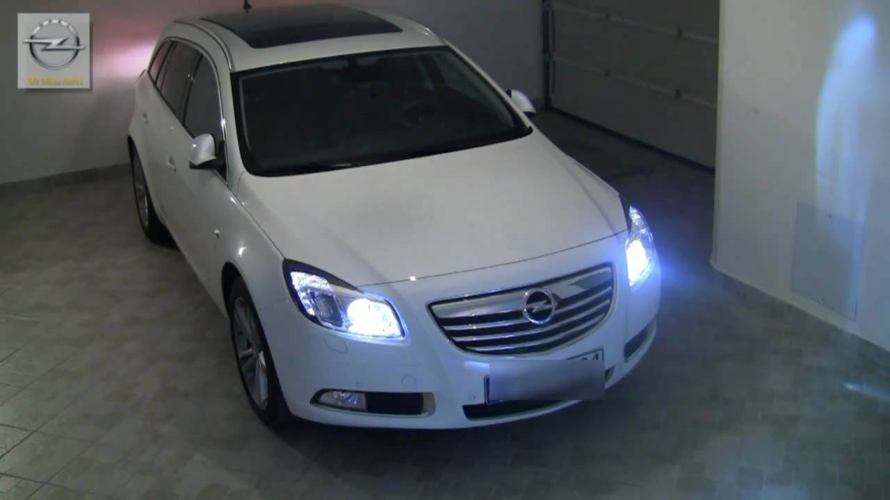 opel insignia sports tourer 1 6t youtube. Black Bedroom Furniture Sets. Home Design Ideas