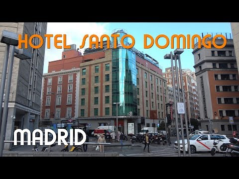 Santo Domingo Hotel Review Madrid , Spain