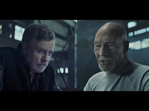 Mark Hamill and Patrick Stewart: UberEats Commercial Compilation