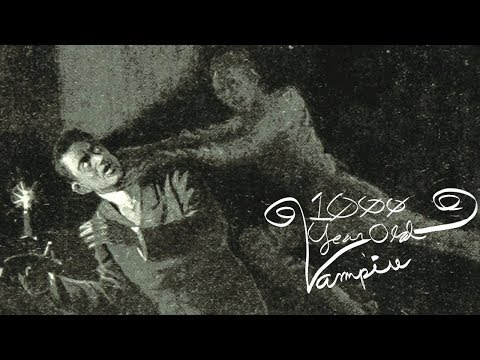 The Dark Life Of A Thousand Year Old Vampire #1