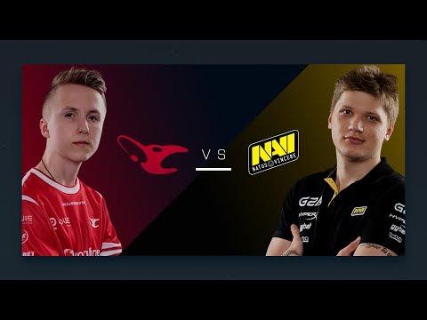 CS:GO - Mousesports Vs. NaVi [Cbble] - Round 2 Group B - Dallas Finals - ESL Pro League Season 5
