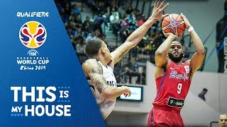 Mexico vs. Puerto Rico - Highlights - FIBA Basketball World Cup 2019 - American Qualifiers