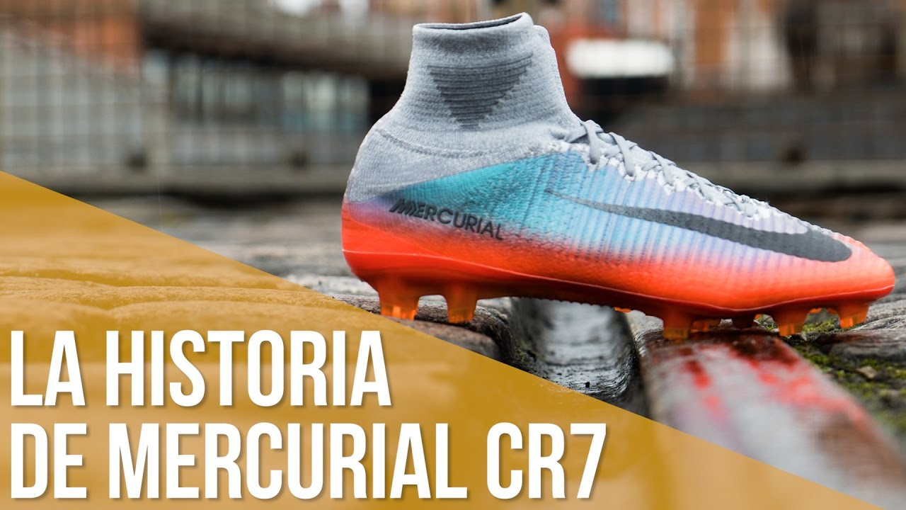 Nike Mercurial CR7 Chapter 4 en Manchester - YouTube 796c64aa5f224