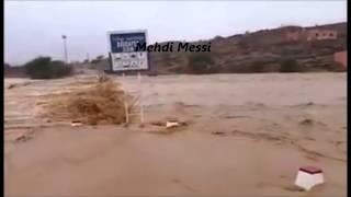 الفرق بين المغرب وإفريقيا في الفيضانات 2014