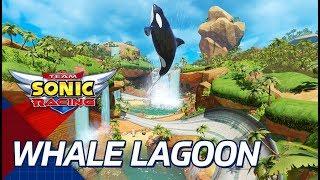 『チームソニックレーシング』のBGMをご紹介! 第3回は「Whale Lagoon(...