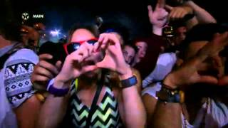 Think About It / Dark River (Axwell /\ Ingrosso) Tomorrowland 2015