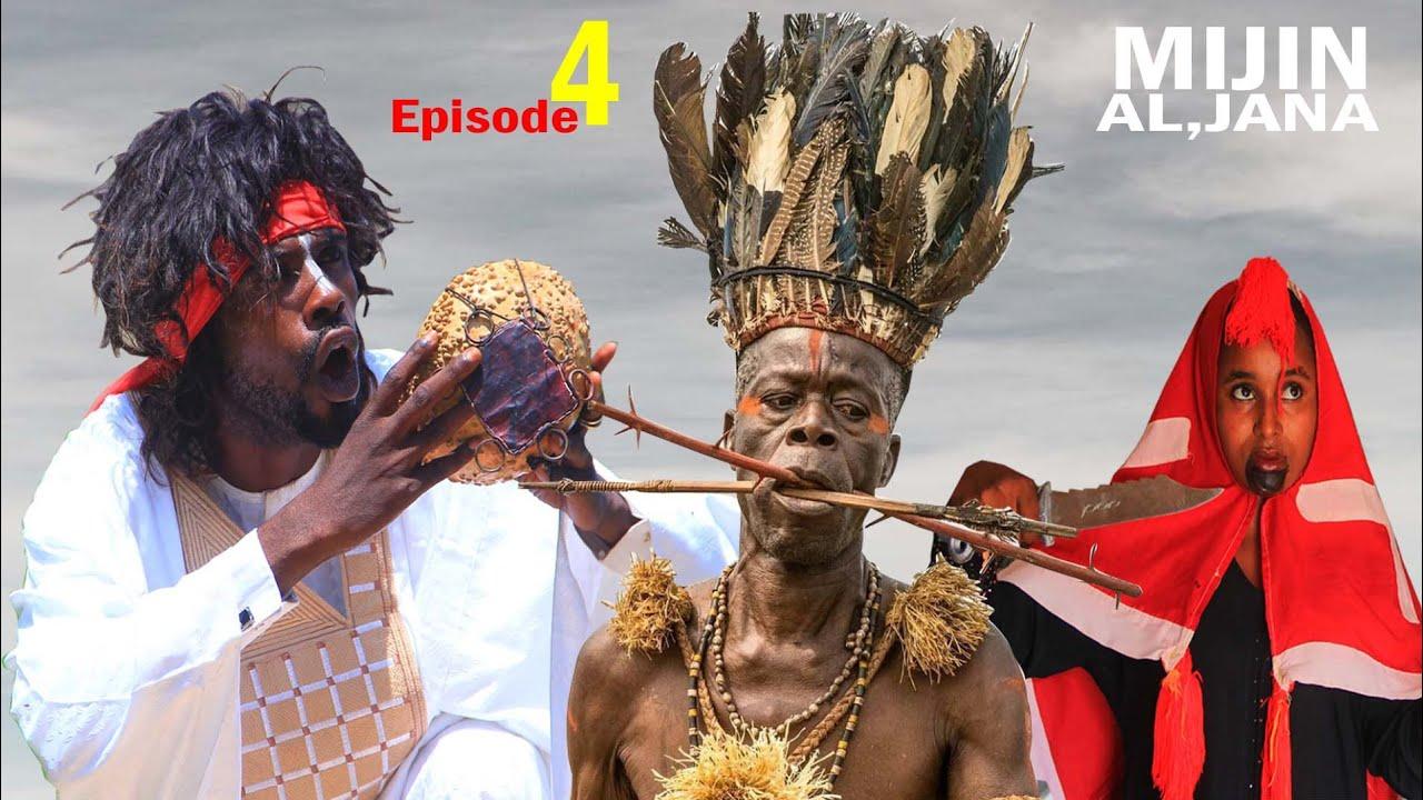 Download MIJIN ALJANA Episode 4 full film, kalli yadda ya auri Aljana